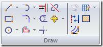 Draw tool