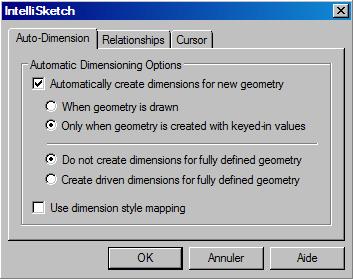 Auto dimension « Solid DNA blog
