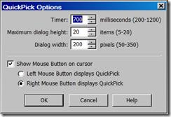 QP option