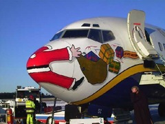 avion-noel