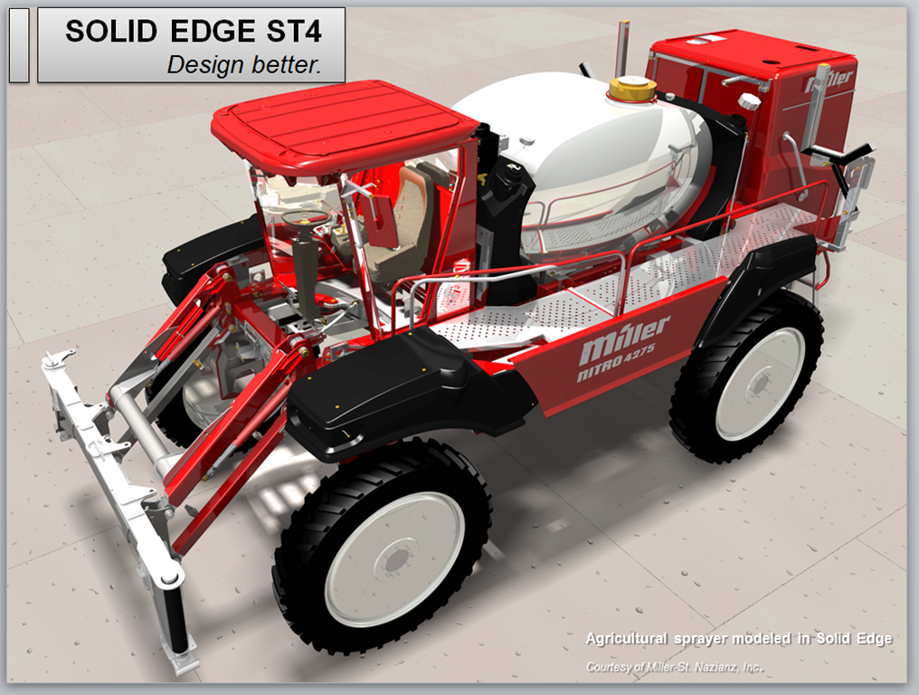 Solid Edge ST4 preview « Solid DNA blog